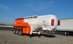 Bonum. Полуприцеп Цистерна под ГСМ 30м3 2017г, 30 000 кг. Под заказ
