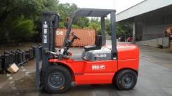 Heli. Вилочный погрузчик HELI BULL FD50CE, 4 900 куб. см., 5 000 кг.