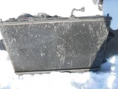 Радиатор охлаждения двигателя. Mitsubishi Diamante, F31A, F31AK Двигатели: 6G73, GDI