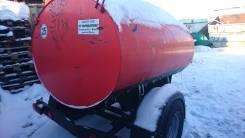 Коммаш КО-503В-2. Ассенизаторская вакуумная бочка на шасси тракторного прицепа, 3,50куб. м.