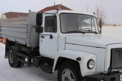 ГАЗ 35071. ГАЗ САЗ 35071 самосвал, 4 700 куб. см., 4 000 кг.