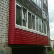 Расширение балконов и лоджий любой сложности со скидкой 40%.