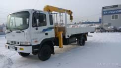 Hyundai HD120. 4WD ! , КМУ 5 ТОНН !, 6 607 куб. см., 6 000 кг.