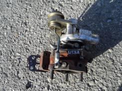 Турбина. Mitsubishi Pajero Mini, H58A Двигатели: 4A30T, 4A30