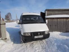 ГАЗ Газель. Продается Газель грузопассажирская, 2 500 куб. см., 1 100 кг.