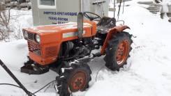 Kubota. Трактор КуботаL2000DT, 1 800 куб. см.