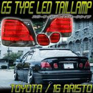 Стоп-сигнал. Toyota GS300, JZS160 Toyota Aristo, JZS161, JZS160 Lexus GS300, JZS160. Под заказ