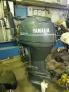 Yamaha. 40,00л.с., 4х тактный, бензин, нога L (508 мм), Год: 2003 год
