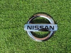 Эмблема. Nissan Murano, PNZ50 Двигатель VQ35DE