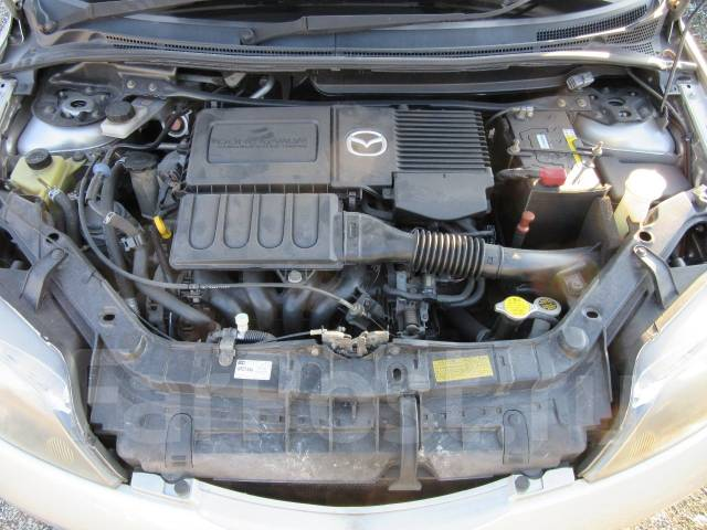 Генератор. Mazda Training Car, BK5P Mazda Mazda3 Mazda Demio, DY3R, DY3W, DY5R, DY5W Mazda Verisa, DC5R, DC5W Двигатель ZJVE