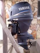 Yamaha. 115,00л.с., 4х тактный, бензин, нога L (508 мм), Год: 2010 год
