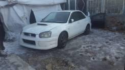 Subaru Impreza WRX STI. GDB, 205