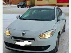 Renault Fluence. механика, передний, 1.6 (106 л.с.), бензин, 63 000 тыс. км