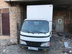 Hino 300. Продам грузовик-будка HINO 300 2011 год, 4 009 куб. см., 3 000 кг.