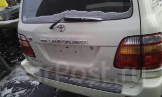 Уплотнитель багажника. Toyota Land Cruiser, UZJ100 Двигатель 2UZFE