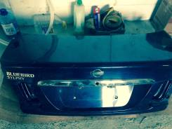 Крышка багажника. Nissan Bluebird Sylphy, QG10