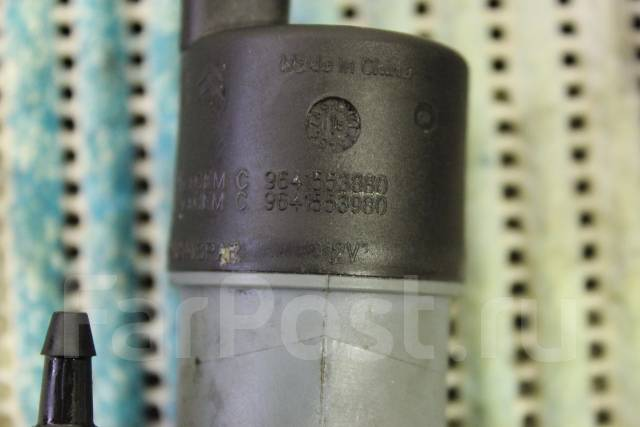 Мотор стеклоочистителя. Nissan Qashqai, J11
