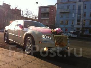 Rolls-Royce Phantom. С водителем