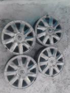 Renault. 6.0x15, 4x100.00, ET50