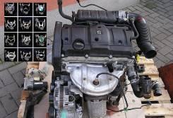 Двигатель Peugeot 308 1.6 Bioflex NFU TU5JP4