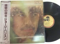 Битлы! Джордж Харрисон / George Harrison - Одноименный Альбом - JP LP