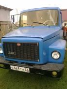 ГАЗ 3307. Газ 3307 ассенизатор 1992г, 4 250 куб. см., 3,80куб. м.