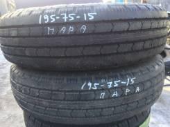 Bridgestone R202. Летние, 2010 год, без износа, 2 шт