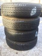 Bridgestone Duravis R670. Летние, 2012 год, износ: 5%, 4 шт