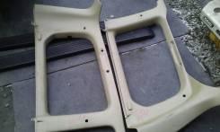 Обшивка багажника. Toyota Land Cruiser, UZJ100L, UZJ100W, UZJ100 Двигатель 2UZFE