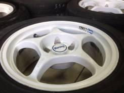 Широкие Легкие Диски Enkei RP01 R16 8J на 225/55 Bridgestone. 8.0x16 5x114.30 ET38 ЦО 73,0мм.
