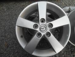 Mazda. 4.0x15, 5x114.30, ET-76, ЦО 55,0мм.