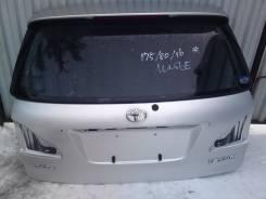 Дверь багажника. Toyota Ipsum, ACM21, ACM26W, ACM26, ACM21W Двигатель 2AZFE