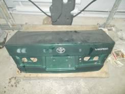 Крышка багажника. Toyota Vista, SV50, AZV55, ZZV50 Двигатели: 3SFSE, D4