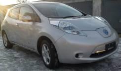 Nissan Leaf. автомат, передний, электричество, б/п
