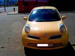 Nissan March. автомат, 4wd, 1.4 (97 л.с.), бензин, 75 000 тыс. км
