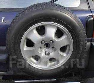 Запасное колесо 215/70R16. 6.5x16 5x114.30 ET45