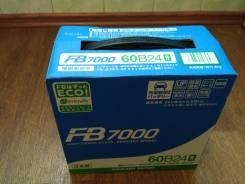 FB 7000. 60 А.ч., правое крепление, производство Япония