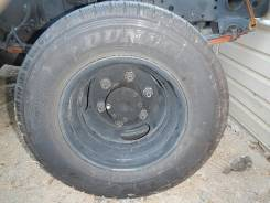 Dunlop Enasave VAN01. Летние, 2013 год, износ: 50%, 4 шт