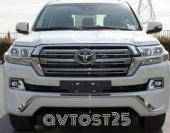 Обвес кузова аэродинамический. Toyota Land Cruiser, URJ202W, UZJ200W, URJ200, URJ202, UZJ200
