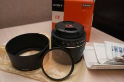 SAL-85f28. Для Sony, диаметр фильтра 55 мм