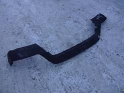 Юбка переднего бампера BMW X3 F25 (дефект крепления). BMW X3, F25