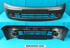 Бампер. Renault Kangoo Двигатели: K9K, E7J, D4F, D4D, K4M, D7F, K7J, D7D, F9Q, F8Q, K7M