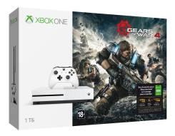 Аренда игровой приставки Xbox One S с двумя джойстиками