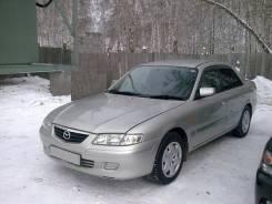 Стартер. Mazda Capella