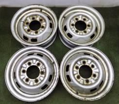 Nissan. 5.0x14, 6x139.70, ЦО 98,0мм.