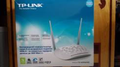 Маршрутизатор TP-Link со встроенным модемом ADSL2+ (модель TD-W8961ND)