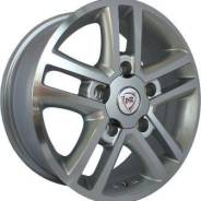NZ Wheels SH652. 6.5x16, 5x139.70, ET40, ЦО 98,6 мм.