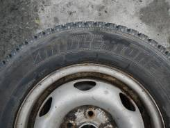 Bridgestone Blizzak Revo 969. Зимние, без шипов, 2008 год, износ: 40%, 2 шт