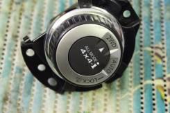 Кнопка включения 4wd. Nissan Qashqai, J11 Двигатель MR20DE