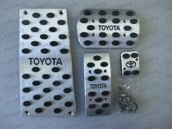 Накладка на педаль. Toyota Camry, ASV50, ACV40, ASV40, AHV40, CV40, GSV40, GSV50, SV40, AVV50